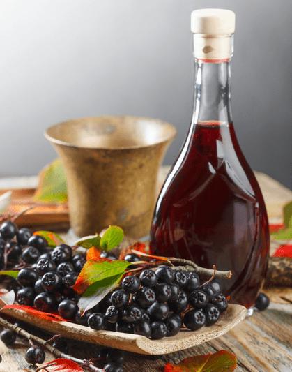 Black Chokeberry Juice