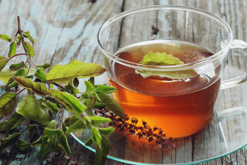 Basil Leaves and its Tea