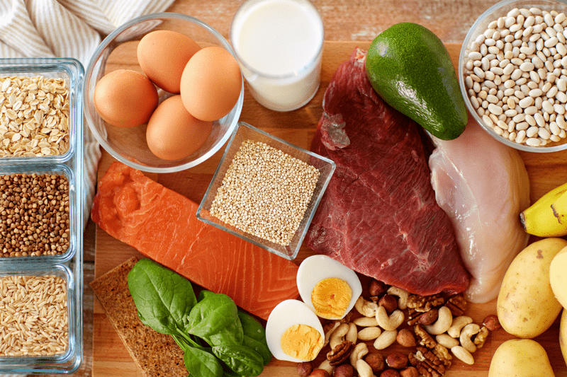 Healthy Proteins Sources
