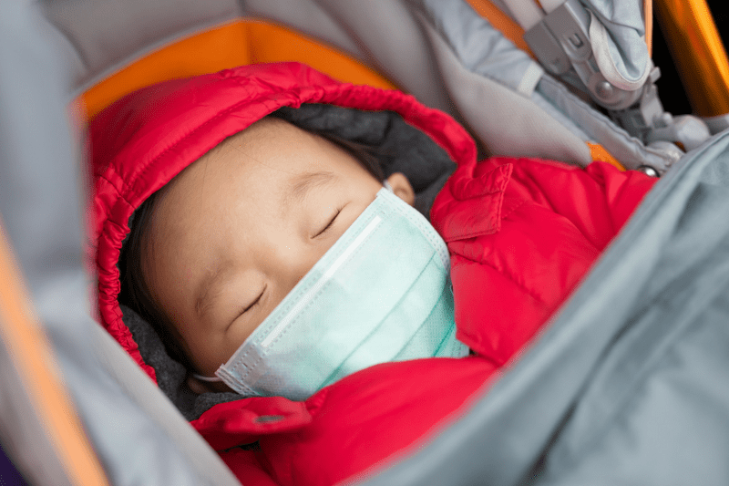 Respiratory Diseases in Baby