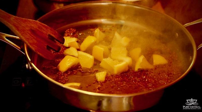 Cooking Lemon
